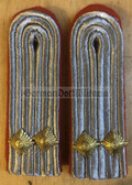 sblao022 - LEUTNANT - Fallschirmjager - Paratroopers - pair of shoulder boards