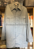 wo644 - NVA & Grenztruppen grey uniform shirt for conscript soldiers - different sizes available