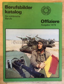 wb011 - c1979 NVA, Grenztruppen & BePo Officer recruitment brochure