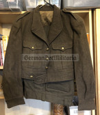 wo261 - c1960's dated French Army Dress Uniform - size 13