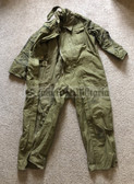 wo686 - c1951 dated Belgian Army combat suit - size 4