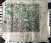 wd109 - British War Office map of Dresden from 1943