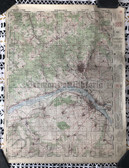 wd110 - British War Office map of Wiesbaden from 1944