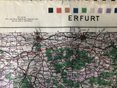wd111 - British War Office map of Erfurt from 1943