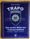 r867 - 2 - DAS GROSSE BUCH DER TRANSPORTPOLIZEI TRAPO - East German transport police reference book DDR