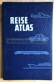 ob025 - c1977 East German motoring road Atlas - DDR & Socialist Countries
