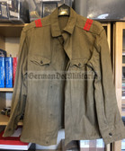 wo780 - c1978 dated M69 Soviet field service Uniform jacket - size 50-3