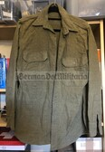 wo785 - original 37 pattern US Army WW2 era shirt