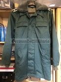 rp021 - Volkspolizei VP VoPo police winter field jacket with shoulder boards, collar and insert - size k44