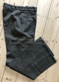 "wo208 - Soviet Army Officer Uniform trousers - 29"" waist"