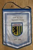 oo319 - c1986 10 years anniversary Central Sports College in Leipzig Wimpel Pennant