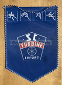 oo321 - SC Turbine Erfurt sports club Wimpel Pennant