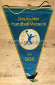 oo329 - East German Handball Federation Wimpel Pennant