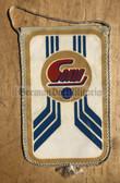 oo336 - Soviet Ice Hockey Team Sokil Kiev Wimpel Pennant