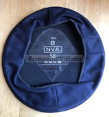 wo001 - blue Visor Hat tops covers for Volksmarine - different sizes available