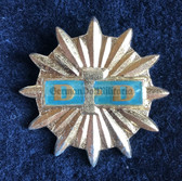 om565 - DF Honour badge in Gold in box - East German Women's Party