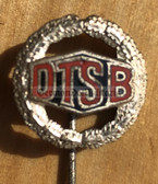 om598 - DTSB honour needle in silver - national sports association - worn on uniforms