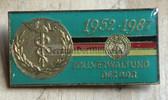 oa015 - 35 years anniversary Zollverwaltung - East German Customs Service