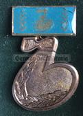 om397 - Chemical works VEB Buna Schkopau medal in box