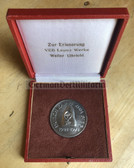 oo420 - c1971 50th anniversary of revolutionary fighting at the Leuna works IG Farben