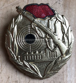 om081 - Kampfgruppen shooting award badge - different levels available