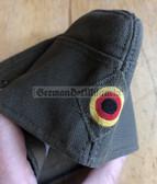 wo418 - c1990 dated Bundeswehr Army Schiffchen Overseas Cap - size 60