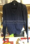 wo408 - NVA Volksmarine Navy pullover jumper sweater for all ranks - different sizes available