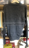 wo407 - c1950s to 1970s West German Bundeswehr Army pullover jumper sweater for all ranks - size XL