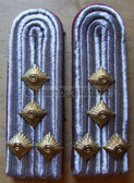 sbbf024 - HAUPTMANN - Berufsfeuerwehr Professional Fire Service - pair of shoulder boards