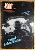 wz006 - NVA & Grenztruppen soldier magazine AR Armeerundschau from March 1983