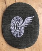 om456 - 5 - Kampfgruppen KFZ TECHNISCHER DIENST - driver - qualification sleeve patch
