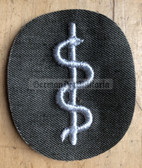 om462 - 5 - Kampfgruppen Medic qualification sleeve patch