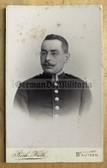 wpc533 - c1890s Imperial German soldier photo - carte de visite CDV - from Bautzen Saxony