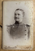 wpc538 - c1890s  Imperial German soldier photo - carte de visite CDV - Officer from Berlin