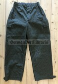 wo579 - NVA Army UTV FDA Strichtarn Camo Trousers Pants Summer - different sizes available