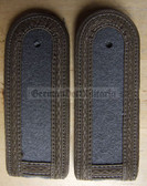 sbfd005 - 16 - FELDDIENST UNTERFELDWEBEL - all branches of the army and border guards - pair of shoulder boards