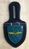 om526 - breast badge for Bundeswehr uniform - LwMatKdo - Luftwaffenmaterialkommando