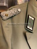 wo206 - Grenztruppen Border Guards Officer Gala Jacket with Major shoulder boards - Gesellschaft - size m52