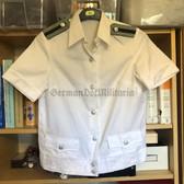 rp007 - VP Volkspolizei female traffic police white uniform shirt - size k88