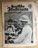 oz003 - 24th June 1941 issue of DEUTSCHE ILLUSTRIERTE newspaper - DAK Afrikakorps on front cover