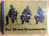 mw003 - c1962 NVA illustrated manual for the 82mm grenade launcher