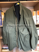 wo311 - original c1977 dated US army chemical protective suit jacket