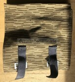 gw013 - original Strichtarn NVA carry pouch for the RPG scope