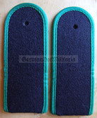 sbgbk001 - 4 - MATROSE - Grenzbrigade Kueste - Coastal Border Guards - pair of shoulder boards