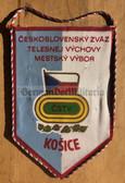 rp031 - Czech Czechoslovakia CSSR Wimpel Pennant - sports club