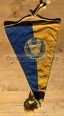 rp064 - East German Wimpel Pennant - TSG Luebbenau sports club