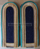 sbgbk005 - 5 - OBERMAAT - Grenzbrigade Kueste - Coastal Border Guards - pair of shoulder boards