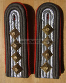 sblao014 - Stabsoberfaehnrich - Fallschirmjager - Paratroopers - pair of shoulder boards