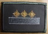 sbutv013 - 13 - FELDDIENST UTV STABSFAEHNRICH - all branches of the army and border guards