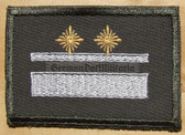 sbutv022 - FELDDIENST UTV LEUTNANT - all branches of the army and border guards